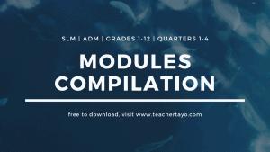 modules compilation